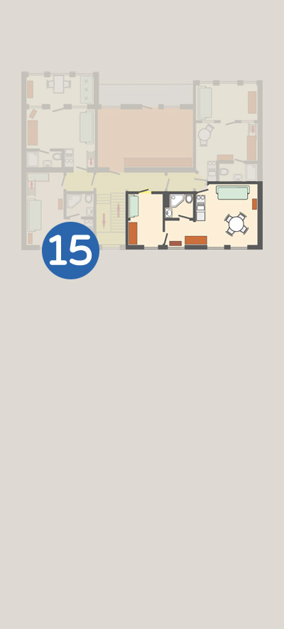 Appartement 15